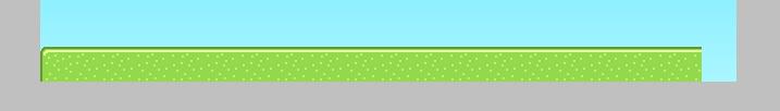 Placing tile across bottom-center