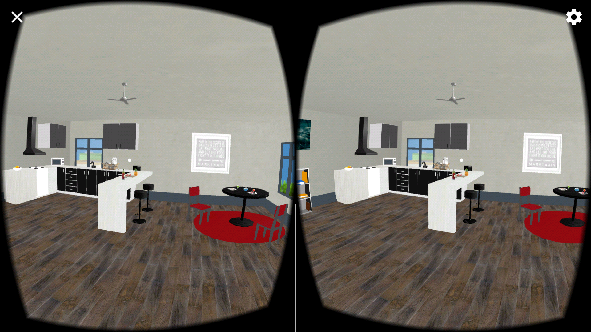 VR Geek Apartment