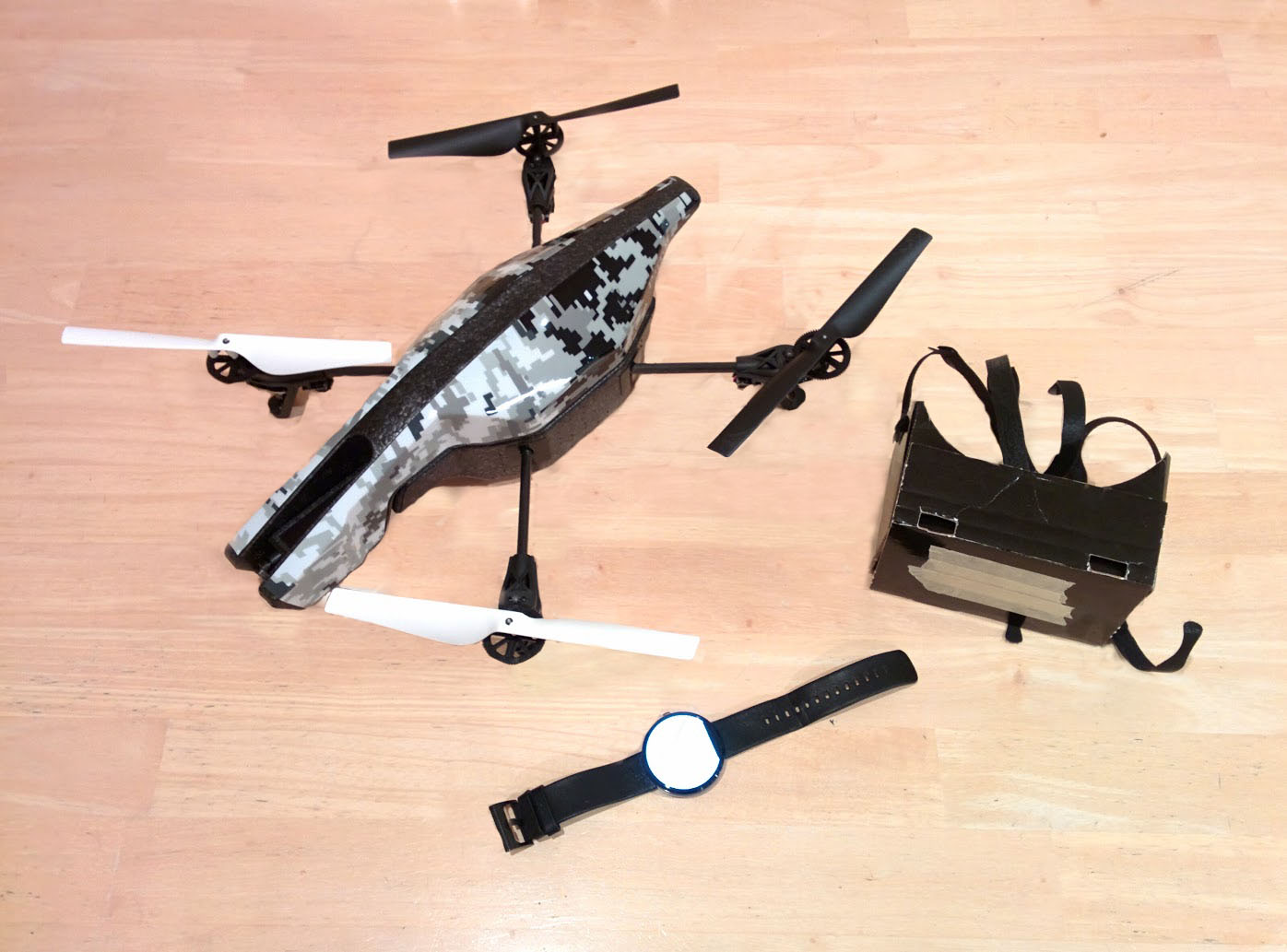 GitHub - SteveJonNunez/FPVDrone: First Person Drone with Android