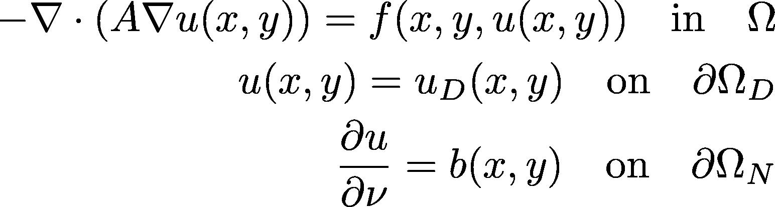 semilinear equations
