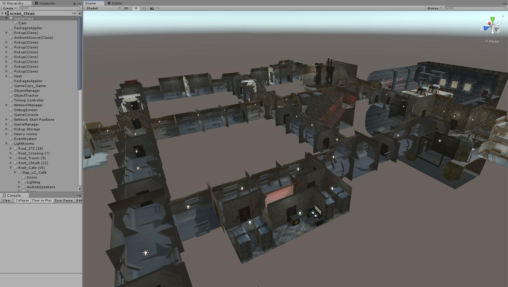 Unity3D Game Copy - UnityList