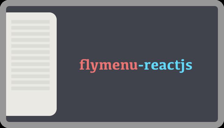 flymenu-reactjs