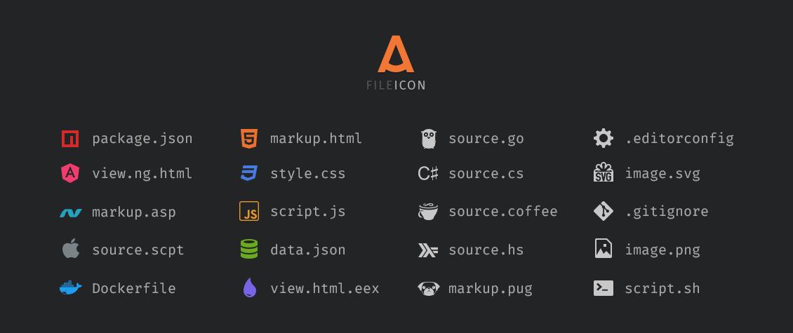 A File Icon