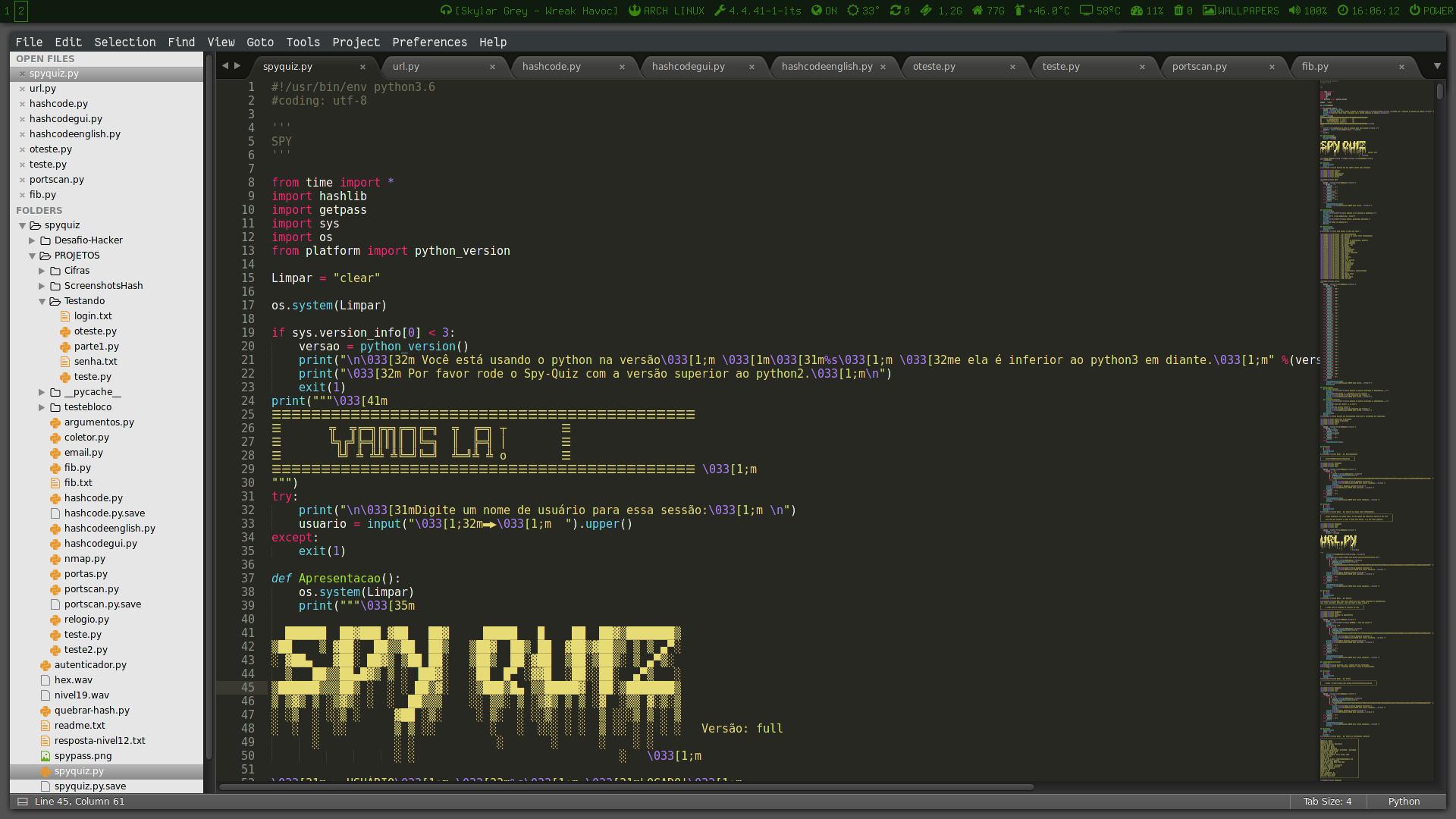 Spyquiz.py