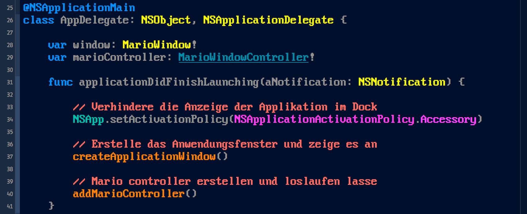 Retro Xcode