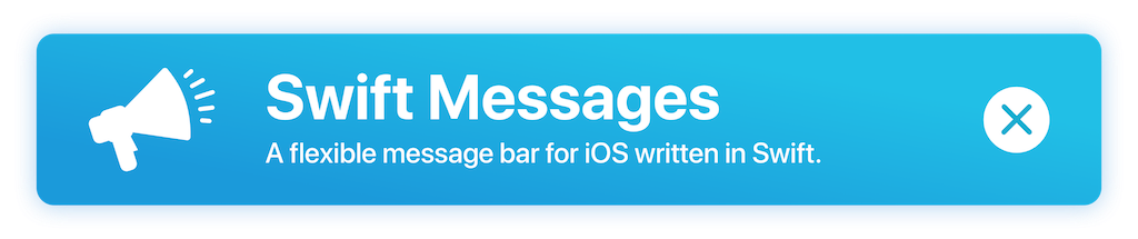 SwiftMessages