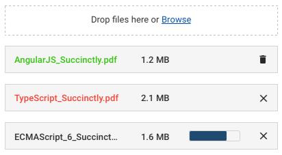 Blazor File Upload