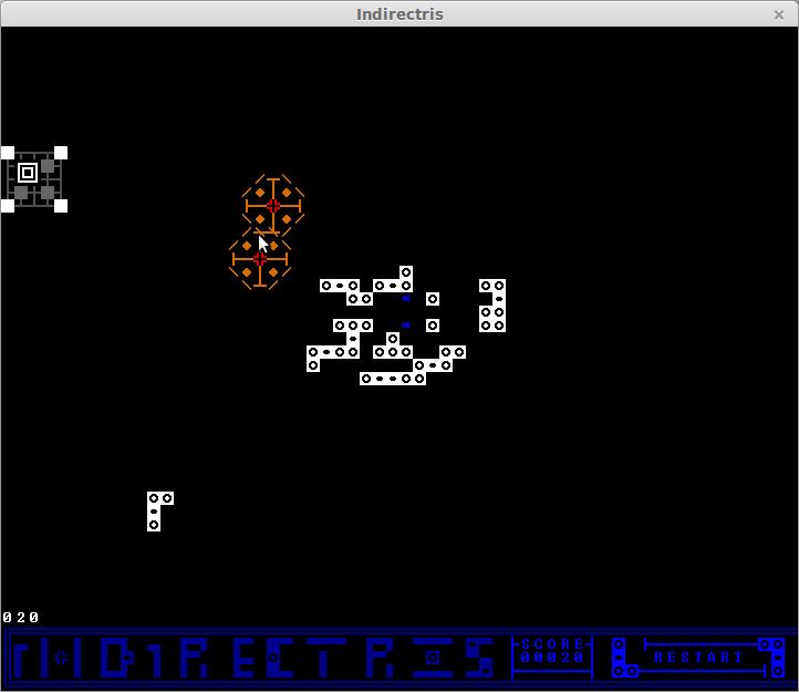 Indirectris screenshot