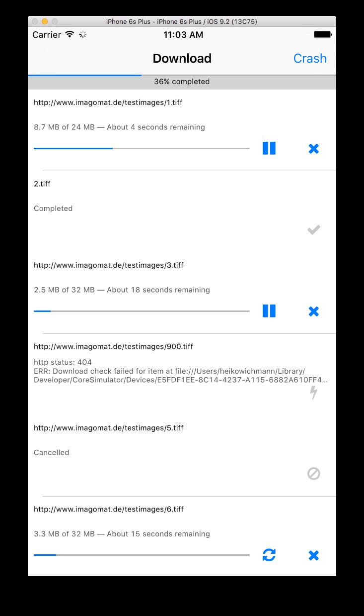 Demo Download Screenshot