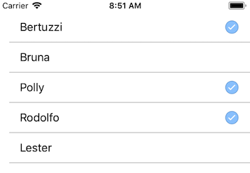 GitHub - TBertuzzi/Xamarin Forms MultiSelectListView: Select