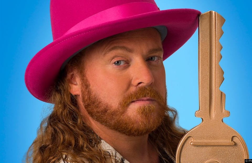 Does Keith Lemon have a wife?