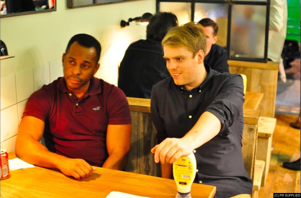 Is andi peters gay?