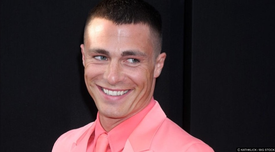 Have Colton Haynes and Jeff Latham split?