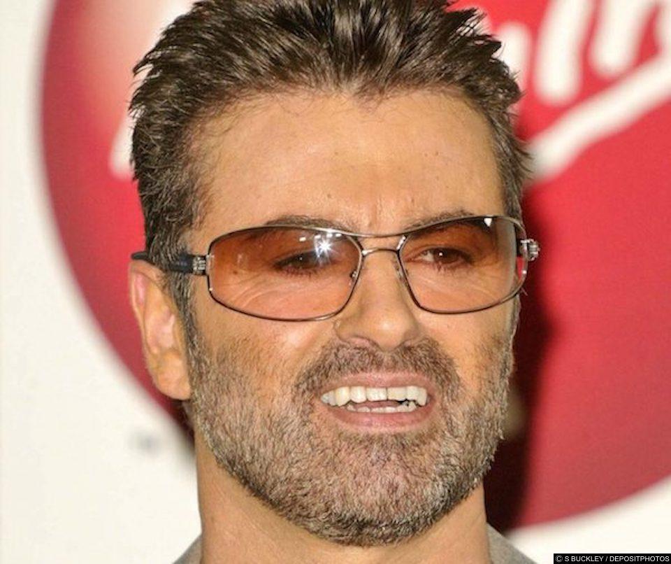 How did George Michael die?