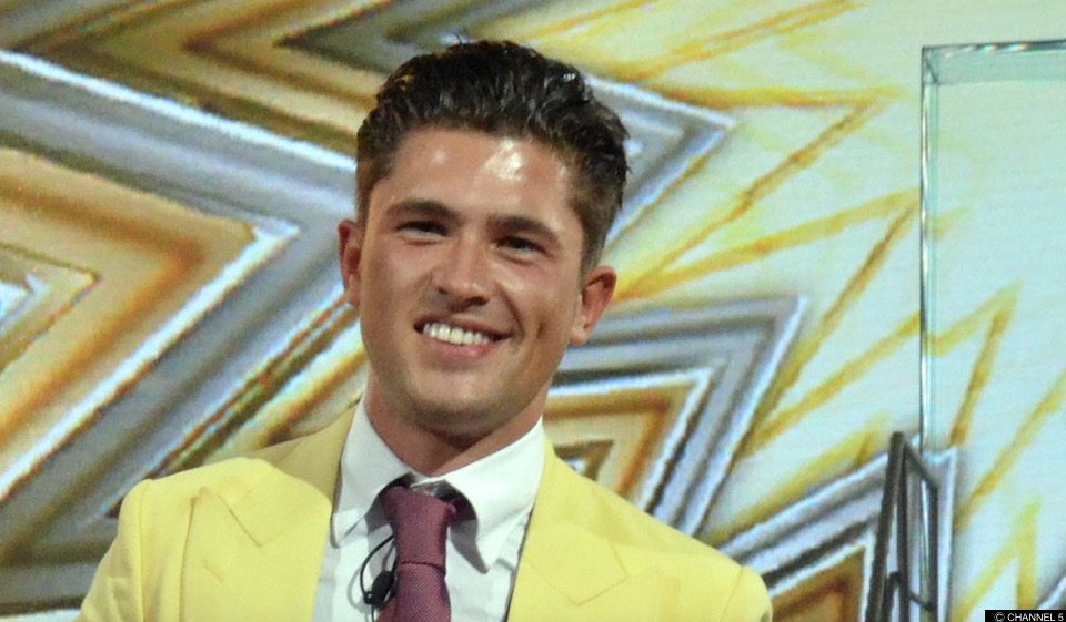 It's the end of JAM on Celebrity Big Brother as Jordon is evicted from CBB