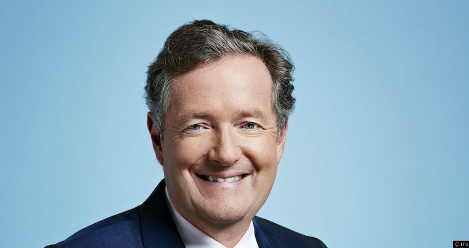 Is Piers Morgan gay?