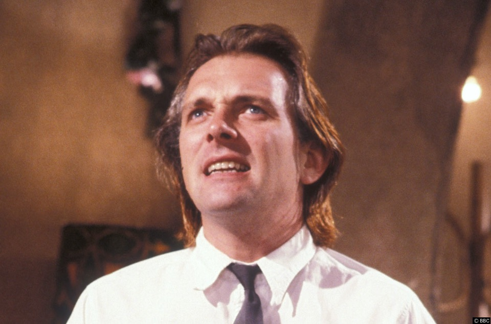 Who is Rik Mayall and what is he famous for?