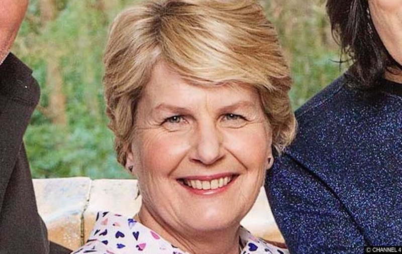 Who is Sandi Toksvig