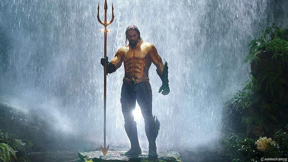 FILM REVIEW   Aquaman
