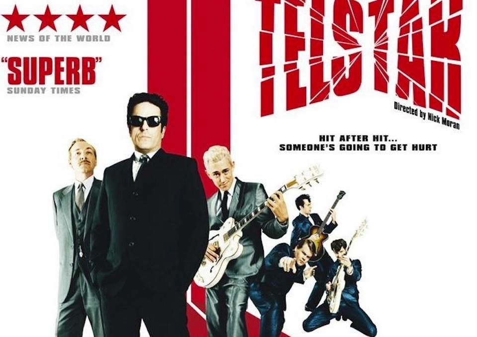 DVD REVIEW | Telstar, The Joe Meek Story