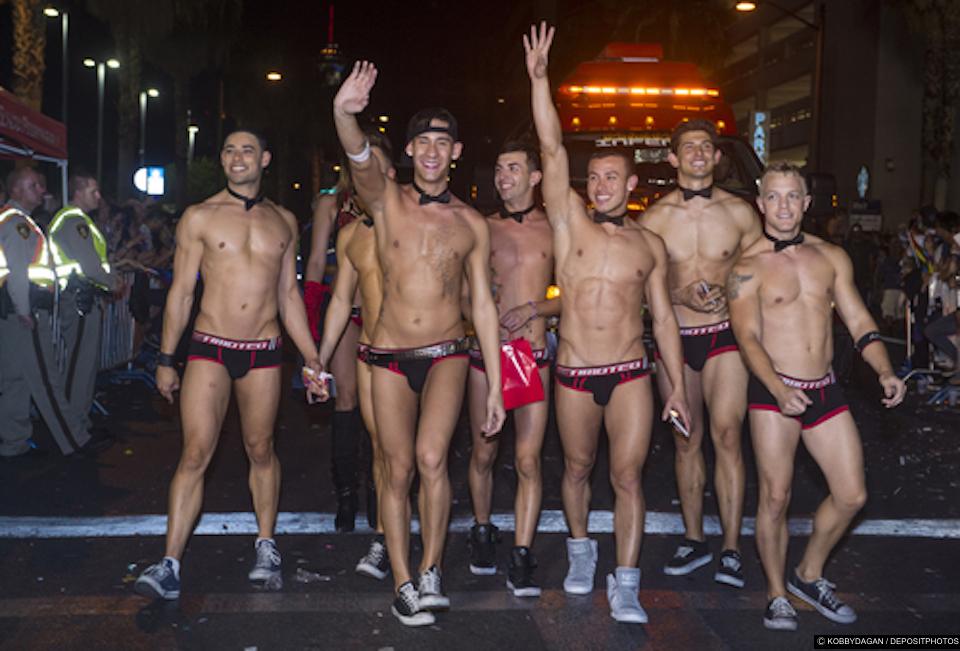 Gay bathhouses in las vegas