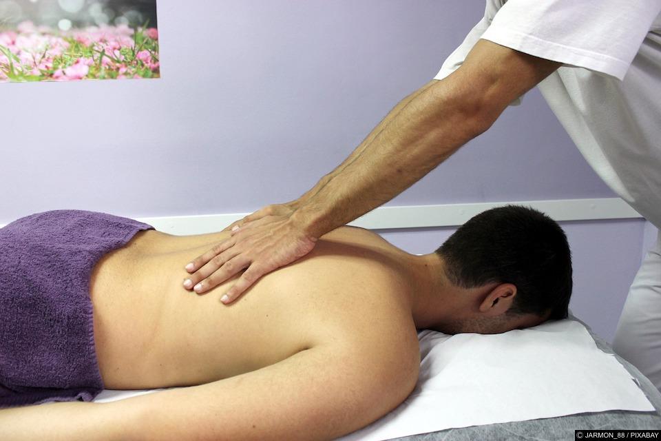 Gay raw massage