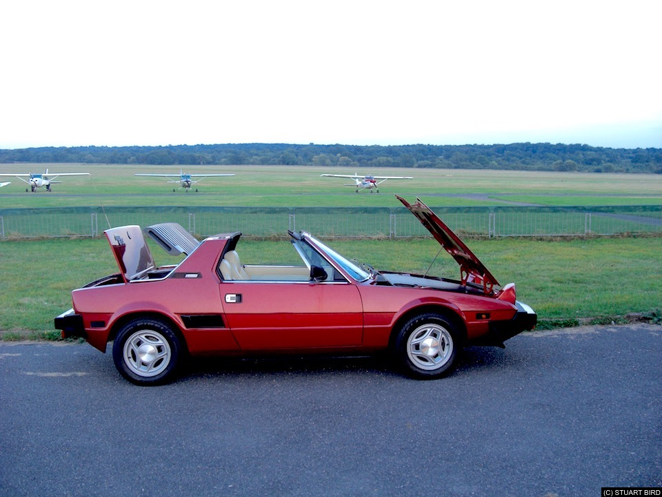 Vintage Car Review Fiat X19 Thegayuk