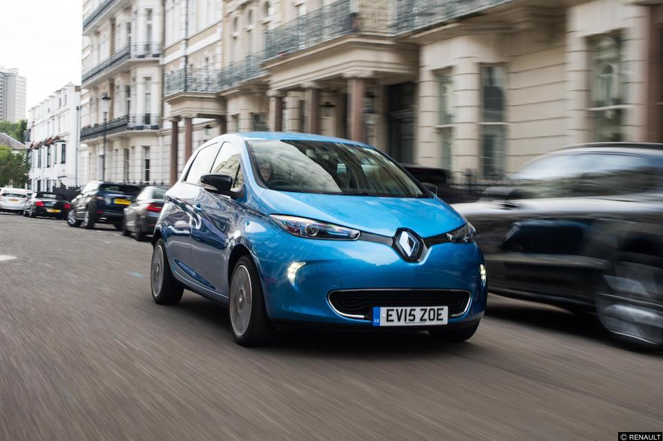 First drive: Renault Zoe ZE40 Signature Nav electric car ...