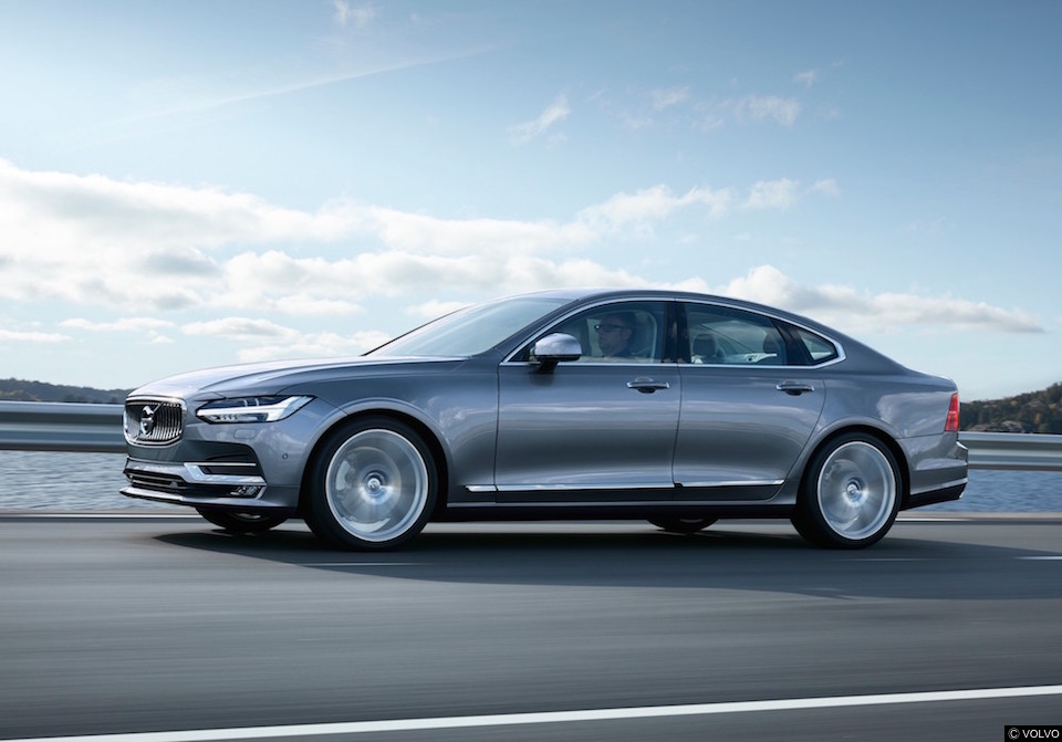 CAR REVIEW | Volvo S90 D4 Inscription