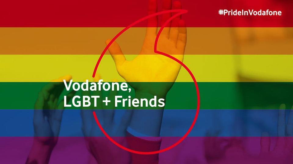 Vodaphone is doing something amazing for Trans customers