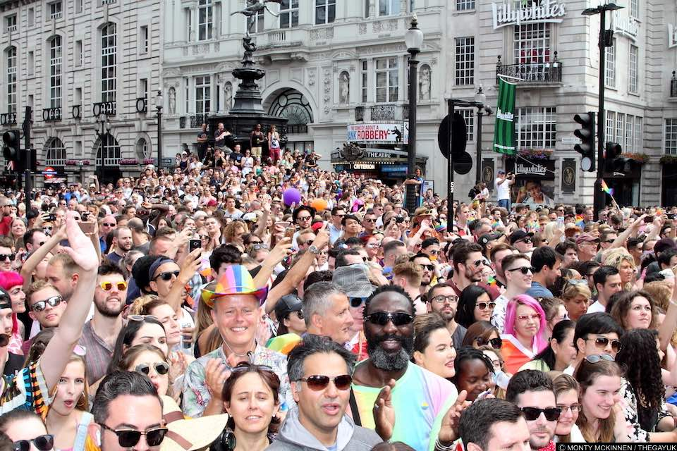 How to organise a successful pride