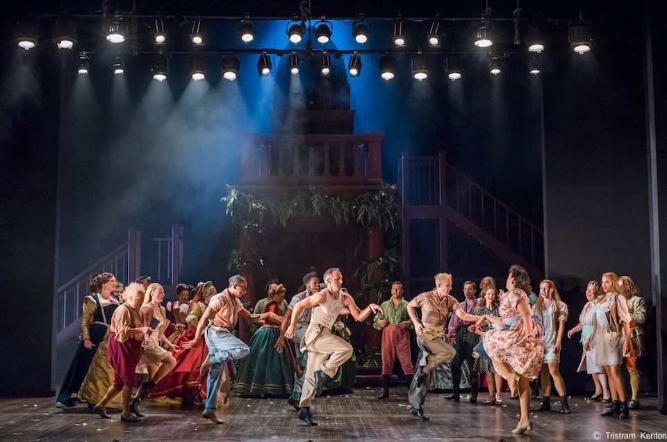 Kiss Me Kate, London Coliseum
