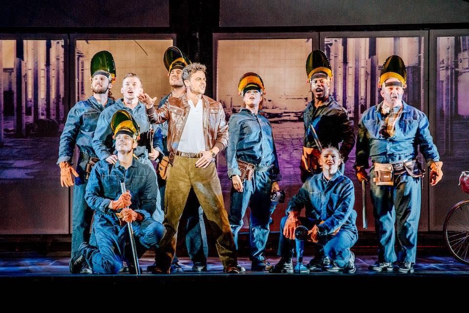 Flashdance The Musical, National Tour