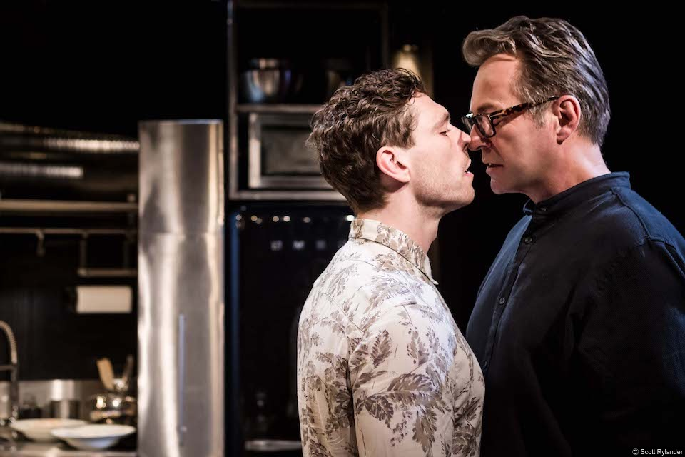 THEATRE REVIEW | Le Grand Mort, Trafalgar Studios