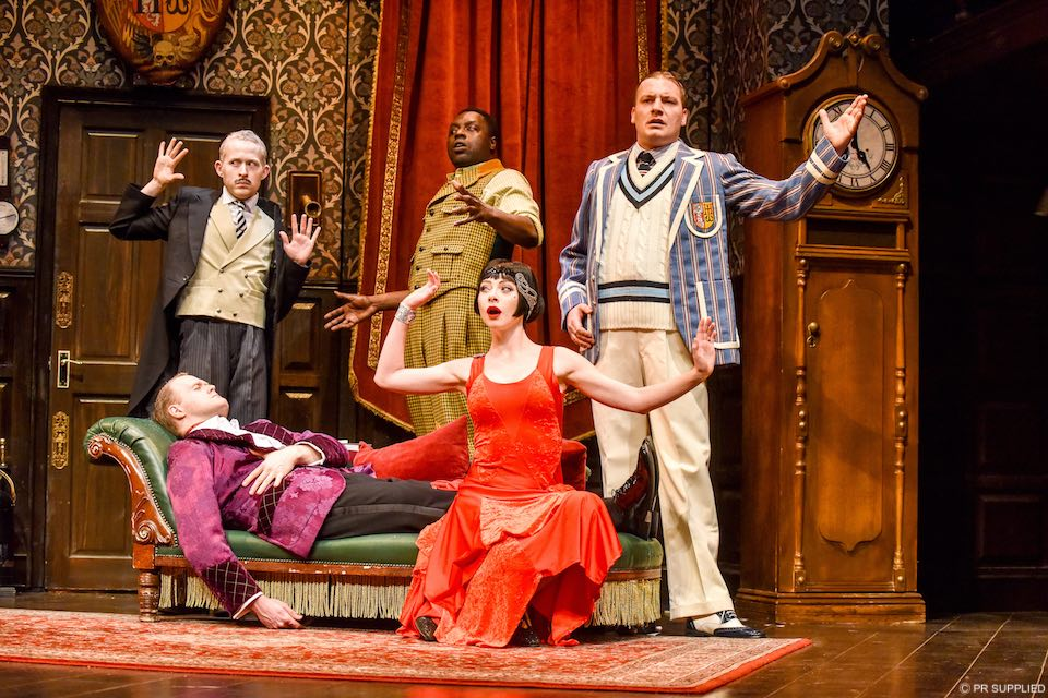 The Play That Goes Wrong, Princess Theatre Torquay