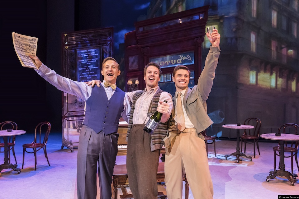 THEATRE REVIEW | An American In Paris, Dominion Theatre, London