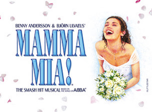 Books tickets for Mamma Mia the UK Tour 2017/18