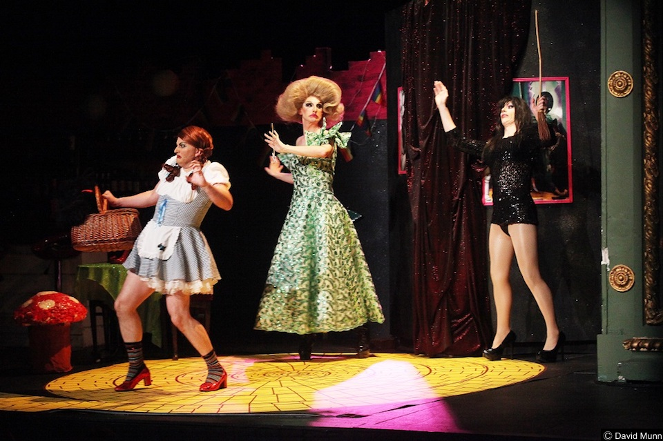 The Ruby Slippers comes to London