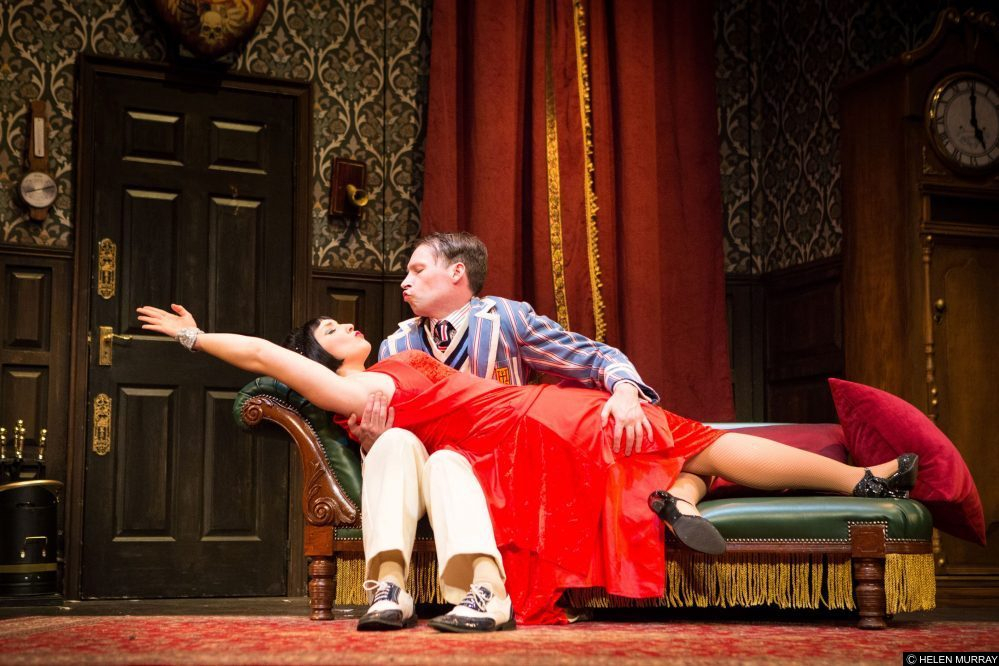 THEATRE REVIEW | The Play That Goes Wrong, Plymouth Theatre Royal