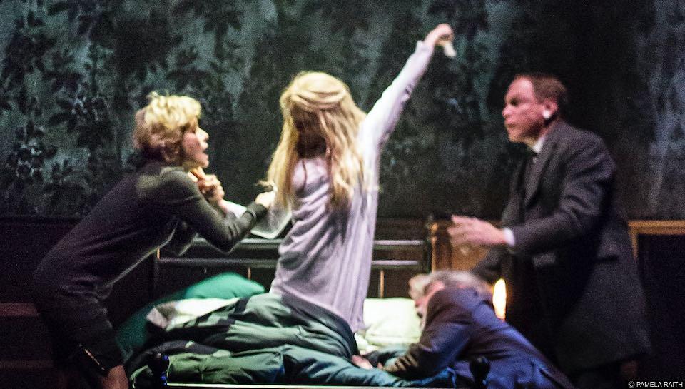 THEATRE REVIEW   The Exorcist, Phoenix Theatre, London