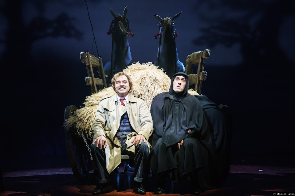 THEATRE REVIEW | Young Frankenstein, Garrick Theatre, London