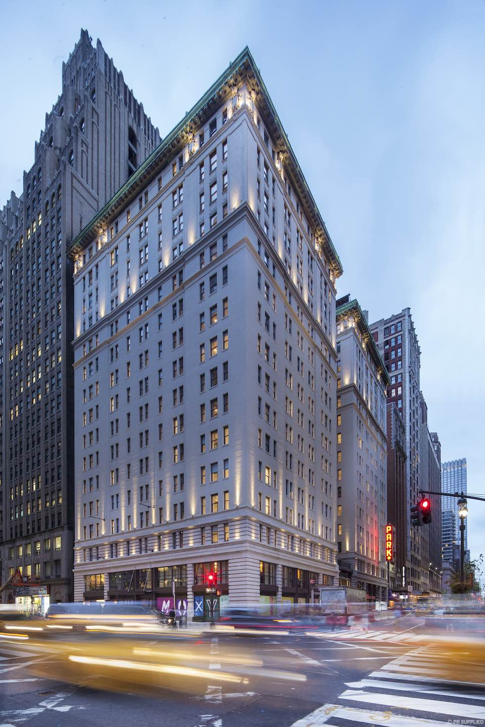 HOTEL REVIEW   The Moxy, Times Square