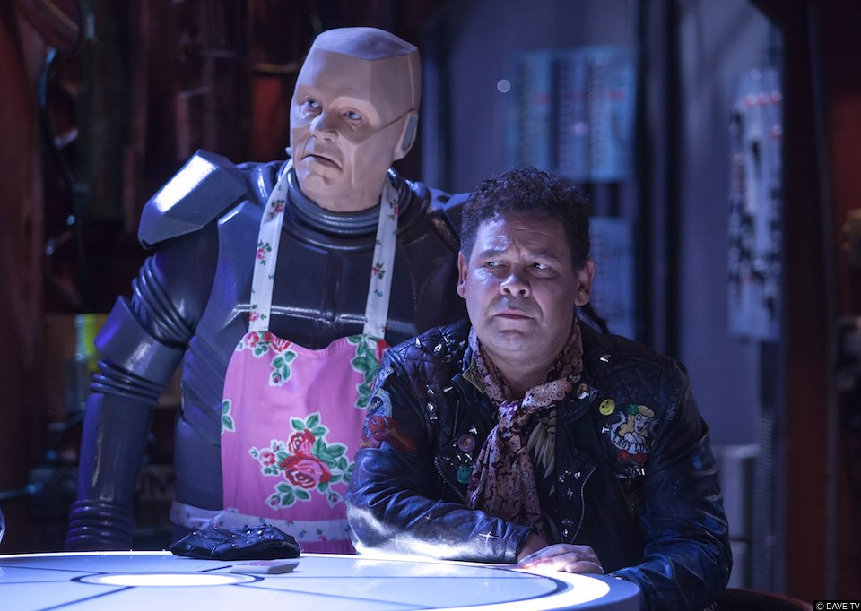 When is series 12 of Red Dwarf back on in the UK?
