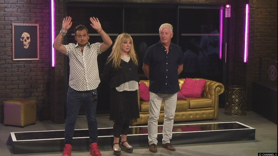 What time is Celebrity Big Brother on tonight and what's the latest gossip?