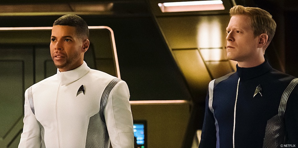 Which characters are gay in Star Trek: Discovery?