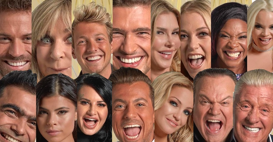 Who is in Celebrity Big Brother and when is it on?