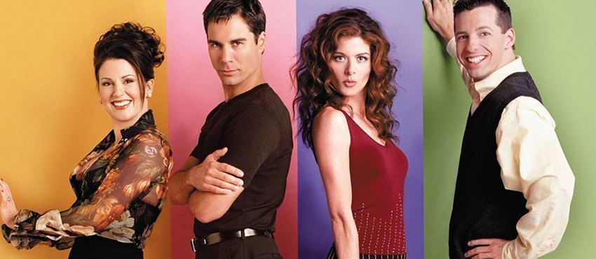When is Will and Grace being shown in the UK?