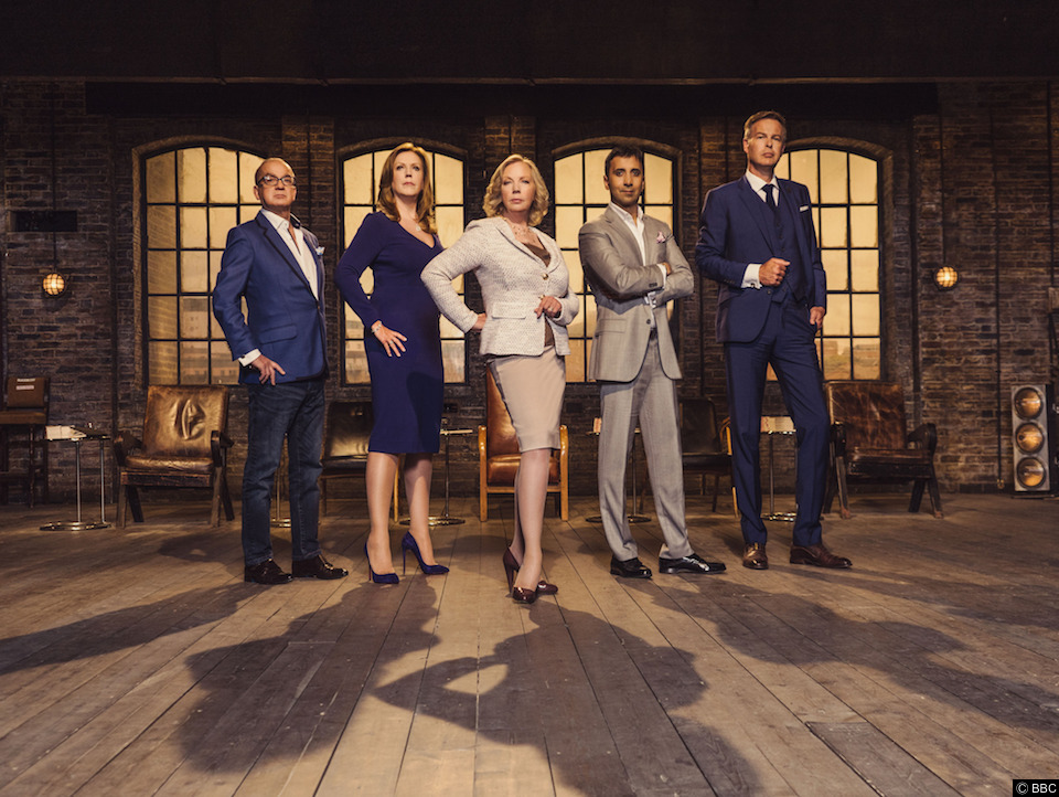 Who are the Dragons of Dragon's Den?