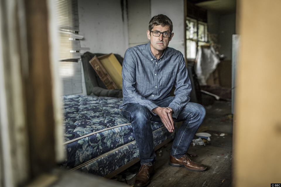 Louis Theroux's new documentary looks harrowing