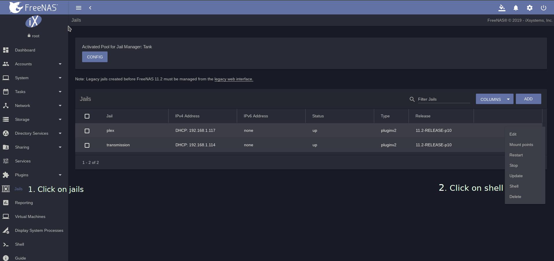 GitHub - Taherm789/Freenas-Plex-Updater